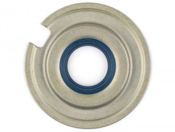 Wellendichtring SB 20x40/60x7mm -CORTECO- verwendet für Kurbelwelle Lichtmaschinenseite Vespa Largeframe (-1976) Sprint, Super, TS, GT125, GTR125, VNA, VNB, VBA, VBB, Wideframe (zusätzlich Kurbelwelle Antriebsseite) VM, VN, VL, GS