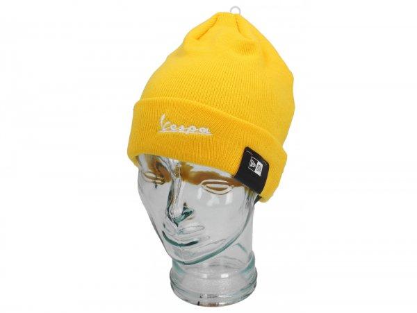 Cappello -VESPA- giallo - One Size