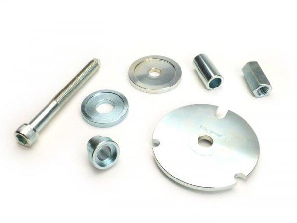 Demontage/Montagewerkzeug-Set für Kugellager Antriebsseite Kurbelwelle (6305) -BGM PRO- Lambretta LI, LIS, SX, TV (Serie 2-3), DL, GP