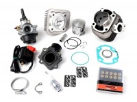 Tuningkit -MALOSSI 70 cc- CPI AC (Euro 2) - Sport setup