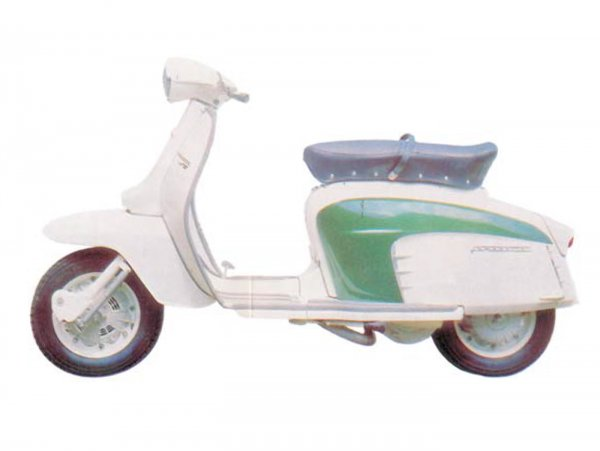 Lambretta (Innocenti) TV 200