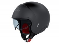 Helmet -NOLAN N21 Classic- open face helmet, matt black - S (55-56cm)