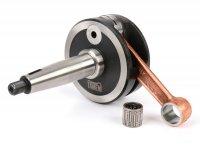 Crankshaft -TAMENI RACING 62mm stroke, 116mm conrod- Lambretta DL/GP