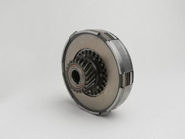 Kupplung -VESPA Typ 6-Federn (Ø108mm, VNB4, VNB5, VNB6, GT125, GTR125, Super, TS125, VBB2T, GL125, GL150, Sprint125, Sprint 150, Super125, Super150)- 3-Scheiben - 22 Zähne (Typ Sprint)