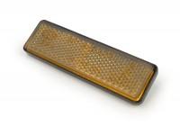 Reflector fender / mudguard -PIAGGIO- Vespa PX 2011 - orange