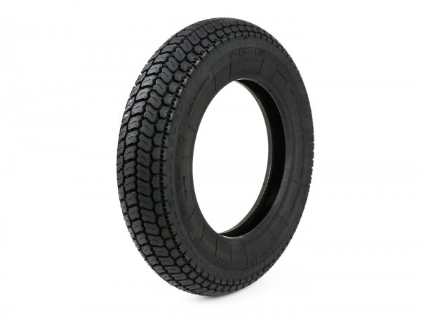 Tyre -BGM Classic- 3.50 - 10 inch TT 59P 150 km/h (reinforced)) - for tube rims only