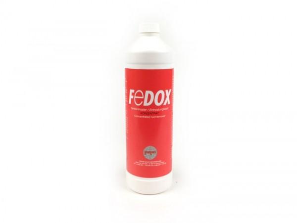 Serbatoio scaler -FERTAN FeDOX- Concentrato - 1000ml