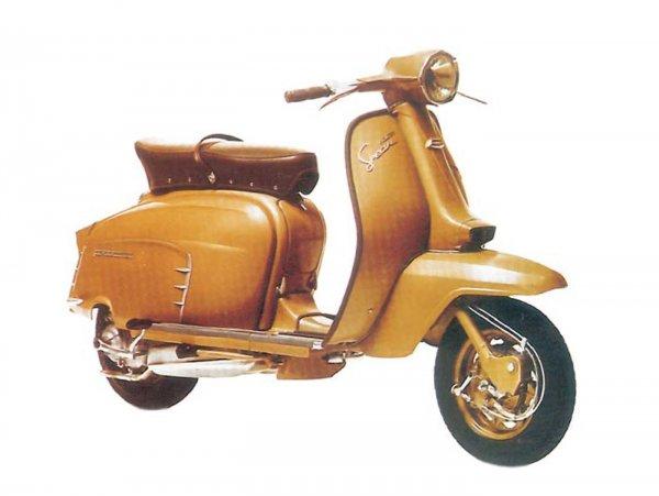 Lambretta (Innocenti) LI 150 Special (LIS 150)