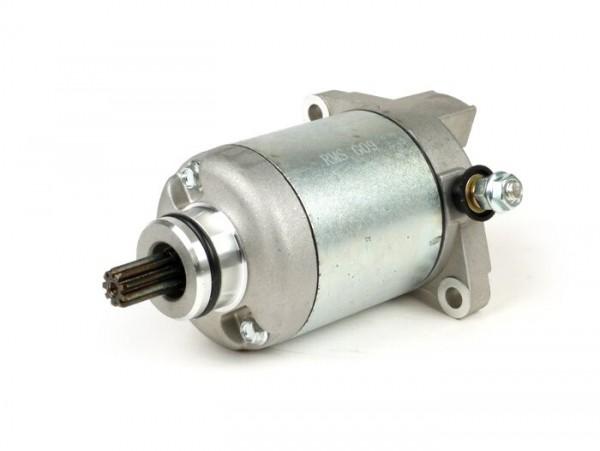 Motor de arranque -PIAGGIO- Piaggio 125-200 cc Leader - Vespa ET4 (ZAPM19), GT125 (ZAPM31), GTS 125 (ZAPM313), GTL125 (ZAPM311, ZAPM312), LX125/150 (ZAPM442, ZAPM443), LX125/150 (ZAPM44), LX125/150 i.e.(ZAPM68), S125/150 (ZAPM44), S125i.e.(ZAPM681),