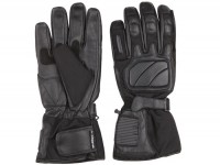 Gloves -SCEED 42 Freeze- leather with mambrane, black - 06