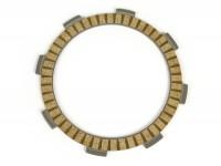 Clutch friction plate -PROX- for LTH Liedolsheim clutch, MMW Hartz 4.2 & 4 & 5 clutch - standard