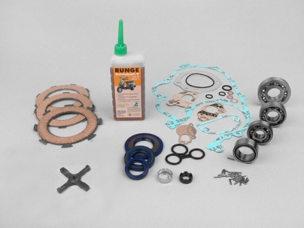 Engine repair kit -OEM QUALITY- Vespa PX200 (-1984)