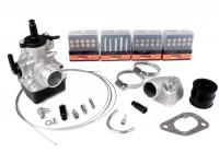 Kit carburador -MRB Dellorto- 25 Dellorto PHBL Lambretta LI, LIS, SX, TV (series 2-3), DL, GP - motores 200-250cc