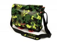 Shoulder bag -VESPA 36x31x10cm- Vinyl - camouflage