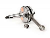 Kurbelwelle -BGM Pro HP Competition 58mm Hub, 107mm Pleuel- Lambretta DL/GP 125cc, 175cc, 200cc, 225cc, 250cc