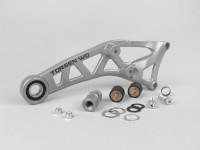 Swing arm brace -POLINI Torsen WD- Minarelli 50 cc (vertical) - since 2004 - BOOSTER50 EURO2 (2004-), BWS50 (2004-), SLIDER50 (2004-), STUNT (2004-)