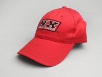 Base cap -NX Nitrous Express- red
