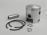 Kolben -POLINI 75ccm Sport/Racing- Vespa V50, PK50 - 47,4mm