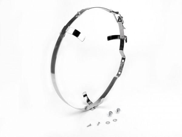 Reserveradhalter vorne -AMS CUPPINI In Line- Vespa 125-150 ccm (Modelle mit 8 Zoll)