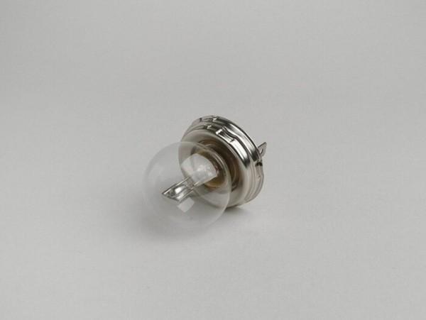 Lampadina -P45t- 12V 40/45W - bianco (usata per faro anteriore Vespa T5 125cc)
