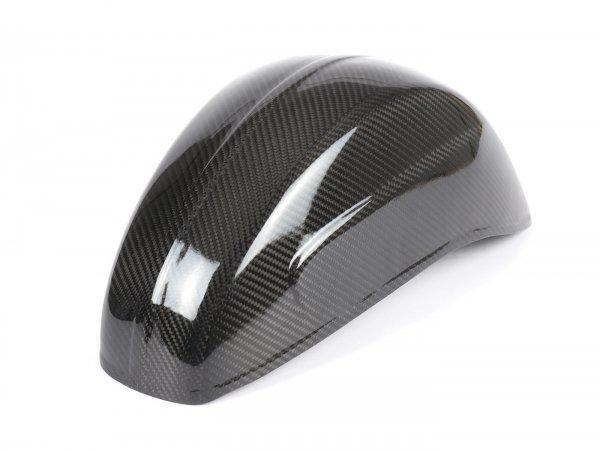 Guardabarros -TOMAS COMPOSITI, carbono real Vespa SS50/SS90