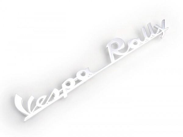 Schriftzug Rahmen hinten -OEM QUALITÄT- Vespa Rally - Vespa Rally180 (VSD1T) (ab Bj. 1968), 200 (VSE1T) (bis Bj. 1975)