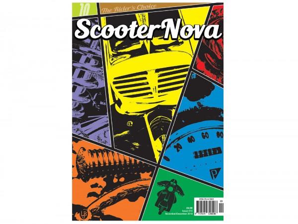 Scooter Nova Magazine - (#010) - November/Dezember 2018