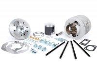 Zylinder -BGM PRO MRB-Racetour Reed Valve 225 ccm- Lambretta TV 200, SX 200, DL 200, GP 200