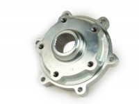 Rear wheel hub -PIAGGIO- Vespa 946 125 (ZAPM 80100), Vespa GT 125 (ZAPM 31100), Vespa GT 200 (ZAPM 31200), Vespa GT i.e. 60 250 (ZAPM 45102), Vespa GT L 125 (ZAPM 31100, ZAPM 31101), Vespa GT L 200 (ZAPM 31200), Vespa GTS 125 (ZAPM 31300), Vespa GTS