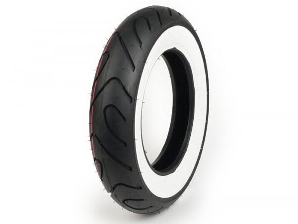 Neumático -SAVA/MITAS MC18 pared blanca- 3.50 - 10 pulgadas TL 51P