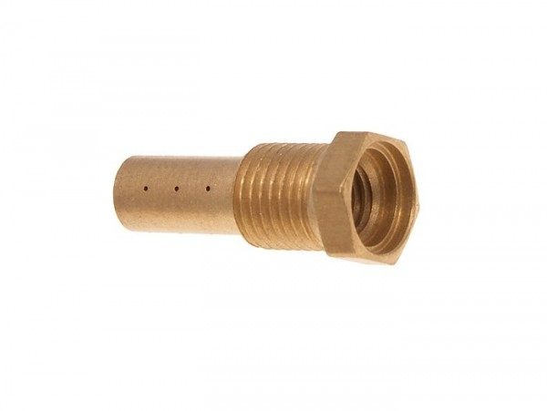 Mischrohr -POLINI- CP Ø=17,5-24mm