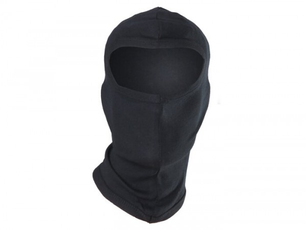 Ski mask -SCEED 42- textile, black