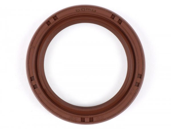 Oil seal 30x40x7mm -BGM PRO FKM/Viton® (E10/etahnol resistant)- (used for rear/front hub Vespa GS160 / GS4 (VSB1T), SS180 (VSC1T))