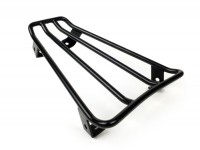 Floor board rack -CLASSIC RACKS- Vespa GTS 125-300, GTV, GTL, GT - matt black