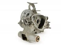 Carter motore per Vespa V50, V90, PV, ET3, PK S, PK XL, PK XL2, ETS, Motovespa PK75, travasi grandi - con avviamento elettrico