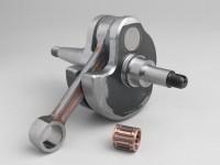 Albero motore -RACING (per immissione lamellare) flusso ottimizzato- Vespa PX200