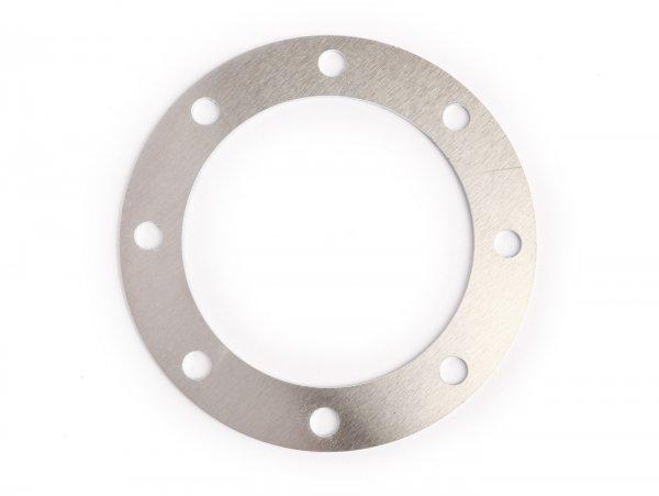 Spacer Zylinderkopf für Zylinder -QUATTRINI M200- Vespa V50, PV125, ET3, PK50, PK80, PK125 - 1.5mm