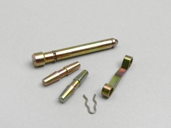 Bremszangen-Reparatursatz -BREMBO- Gilera ICE, Runner (ZAPC14, ZAPC36, ZAPM07, ZAPM08), Stalker (ZAPC13), Piaggio Hexagon GT-GTX (ZAPM14, ZAPM20), NRG (ZAPC18), NRG Extreme (ZAPC22), NRG MC2 (ZAPC04), NRG MC3 (ZAPC32), TPH (TEC1T, TEC2T, ZAPC19, ZAPC
