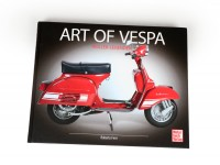 Book -Art of Vespa- by Roberto Ferri