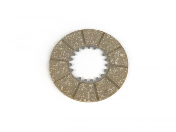 Kupplungsbelag -SURFLEX- Vespa Wideframe V98, V1T, V15T, V30T, V33T
