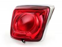 Tail light -PIAGGIO- Vespa GTS i.e. Super 125 (ZAPMA3700), GTS i.e. Super300 HPE (ZAPMA3600)
