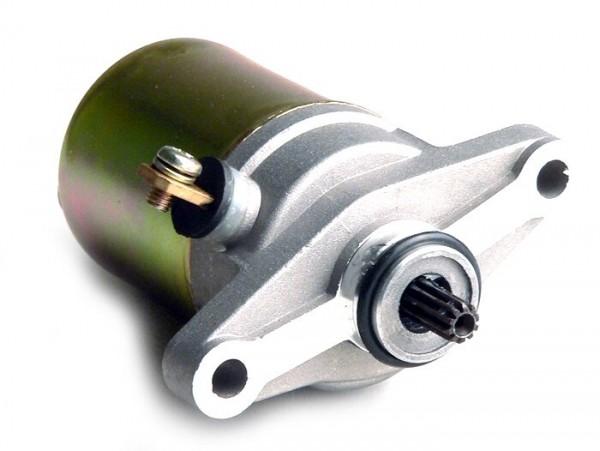 Startermotor - Anlasser -OEM QUALITÄT- GY6 (4-Takt) 50 ccm (139QMA/B)