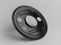 Disque anti poussière roue arrière de 10 pouces -VESPA- Vespa PX, Rally180 (VSD1T), Rally200 (VSE1T), Sprint150 (VLB1T), TS125 (VNL3T), GT125 (VNL2T), GTR125 (VNL2T)