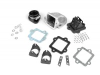 Reed valve intake manifold set -LTH reed valve- Lambretta 125-225cc - CS=34mm