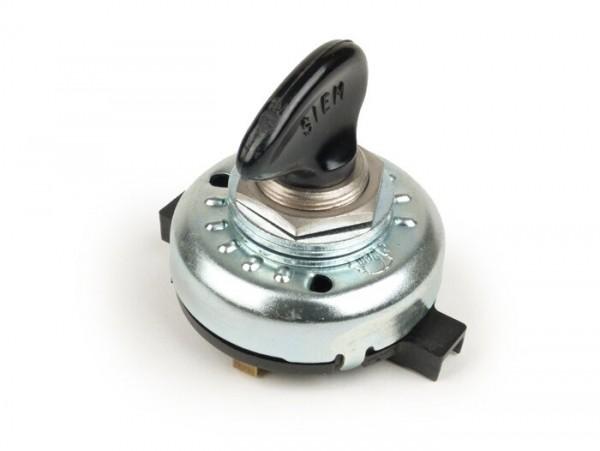 Ignition switch -SIEM- Vespa GS160 / GS4 (VSB1T001001 till VSB1T0036000), GS 150 / GS3 (VS2T, VS3T. VS4T, VS5T)
