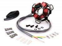 Zündung -BGM PRO Grundplatte HP V4.5 Silikon AC- Lambretta elektronische Zündung