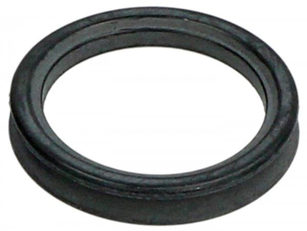 V-Ring Dichtring Ø=16x3,5x20mm für Schwingenlager -VESPA- PX (ab Bj. 1982), T5 125cc, Cosa, PK, Gilera Fuoco, Piaggio Sfera, Quartz, Hexagon, MP3, Zip 2, Zip SP, Vespa ET2, ET4, GT125, GTL, GTS125, GTV, LX, LXV, S