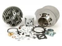 Zylinder -POLINI 177 ccm Aluminium 3 Kanal Hub=57mm, b=Ø63mm- Vespa PX125, PX150, Cosa125, Cosa150, LML Star 125/150, Stella 125/150