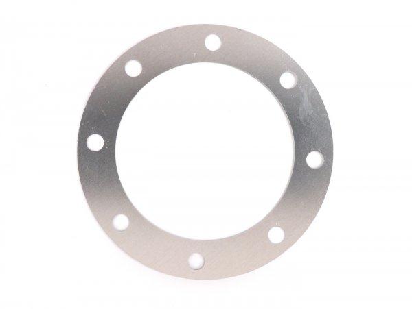 Spacer Zylinderkopf für Zylinder -QUATTRINI M200- Vespa V50, PV125, ET3, PK50, PK80, PK125 - 0.5mm