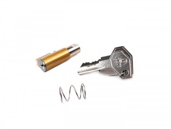 Lenkschloss -ZADI 38.5x6mm- Vespa PX (-1984), V50 R (V5A1T, 912783-), V50 S (77868-), V50 SR/Sprinter (V5SS2T), V100 (V9B1T), PV125 (VMA2T, 0188997-), ET3 (VMB1T, 44966-)